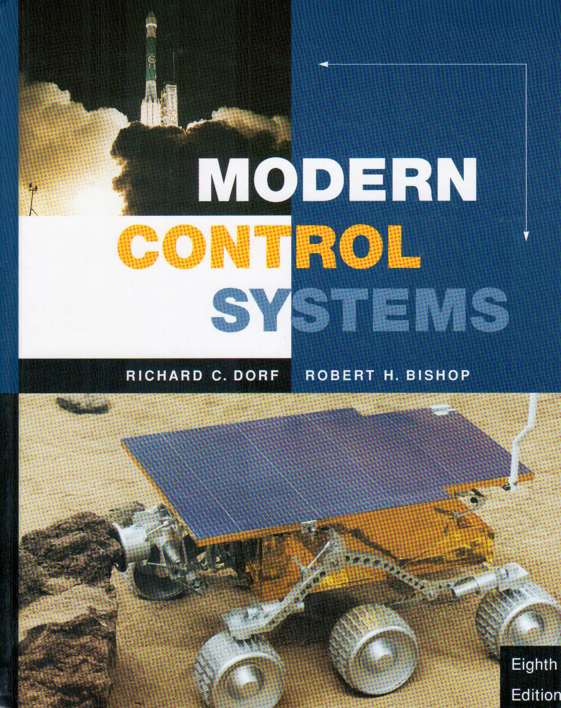 Modern Control Systems Analysis Design Robert H Bishop 0201498464 9780201498462