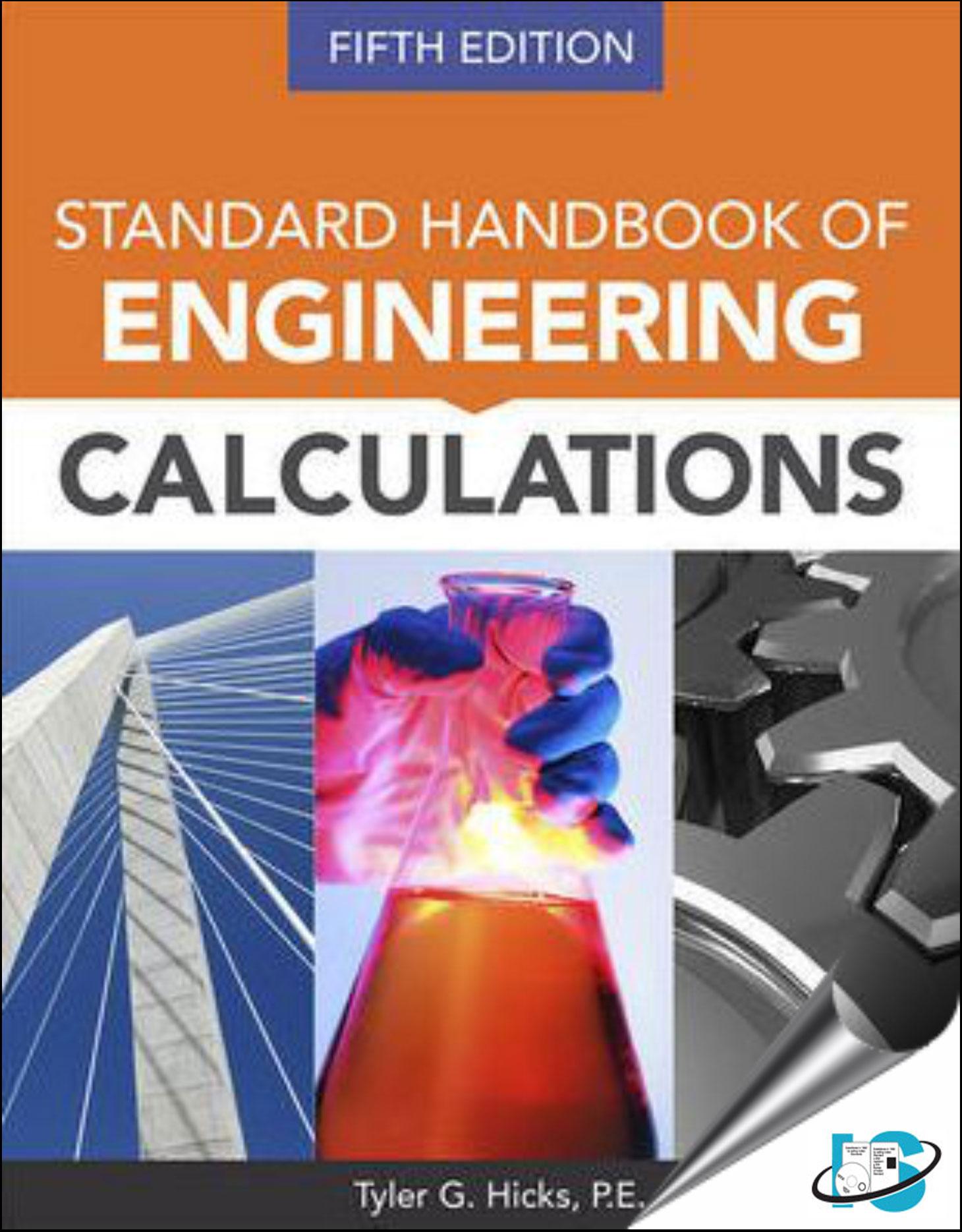 Standard handbook of engineering calculations malestrom