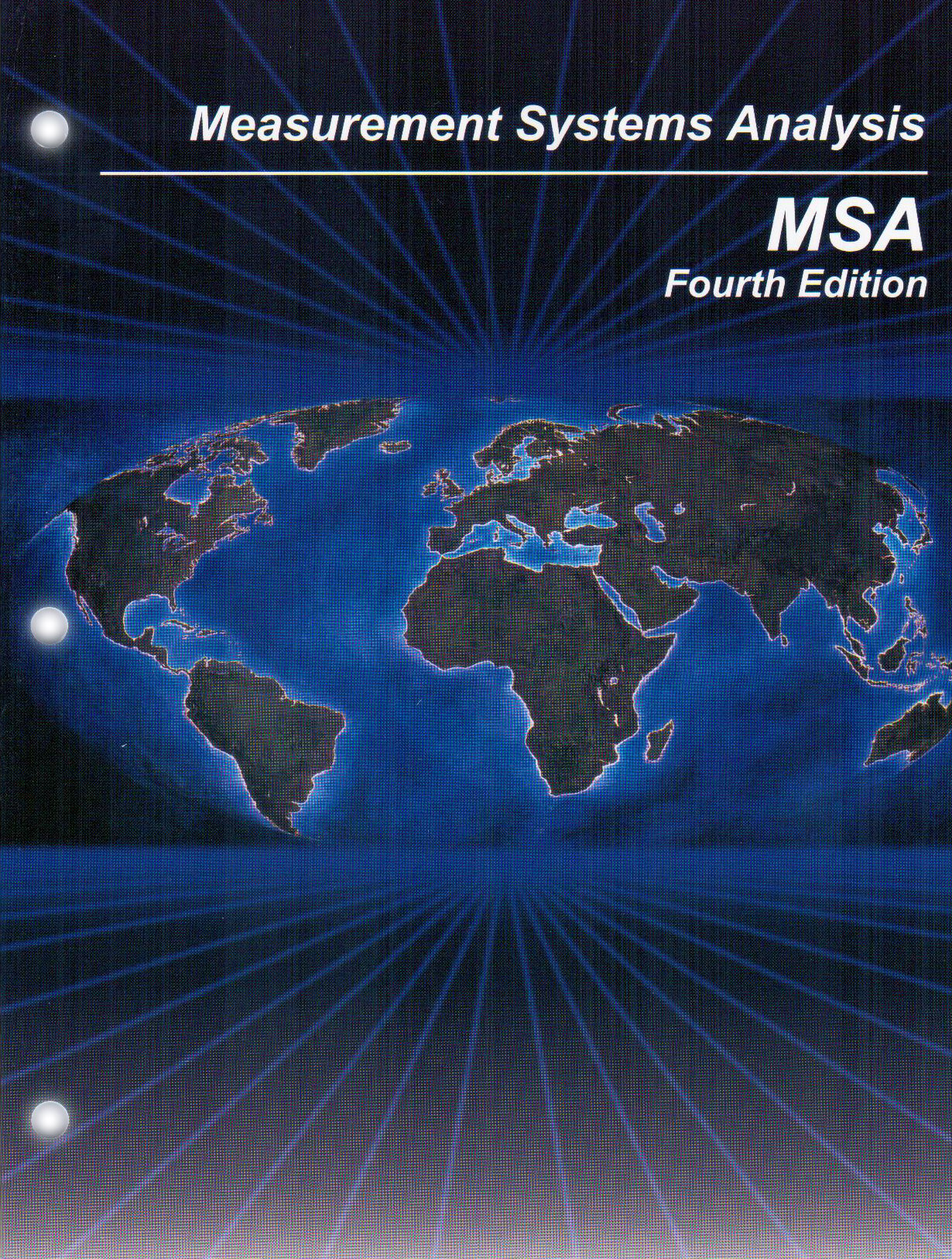 Measurement Systems Analysis Msa 4th Edition Aiag