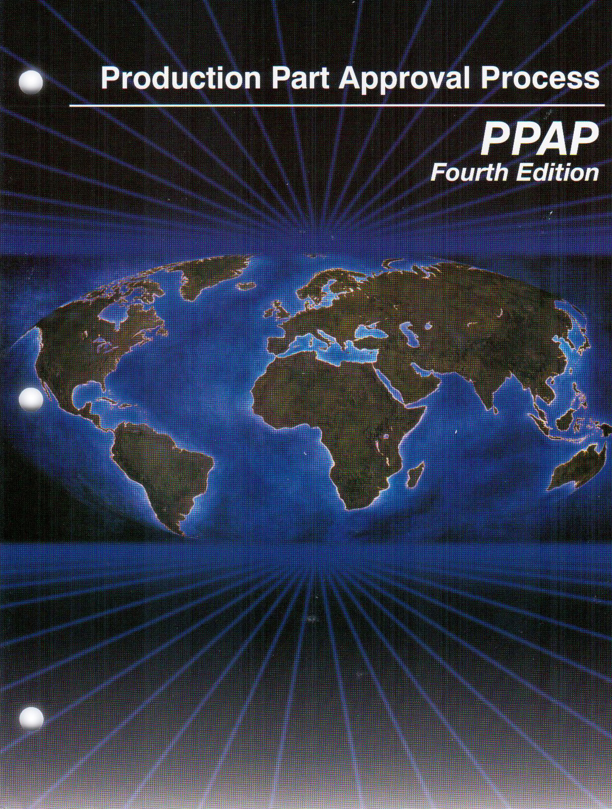 Production Part Approval Process Ppap 4th Edition Aiag 1605340936 9781605340937