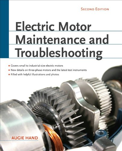 electric motor maintenance and troubleshooting 2nd