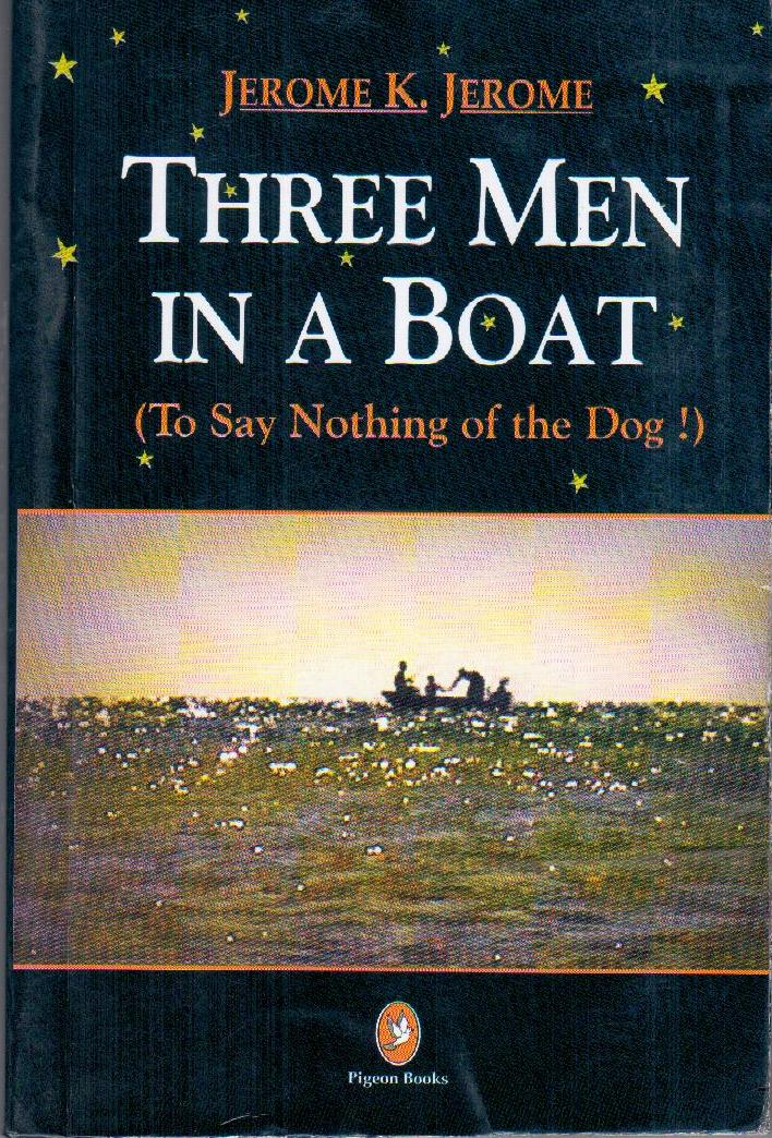 Three Men In A Boat Analysis