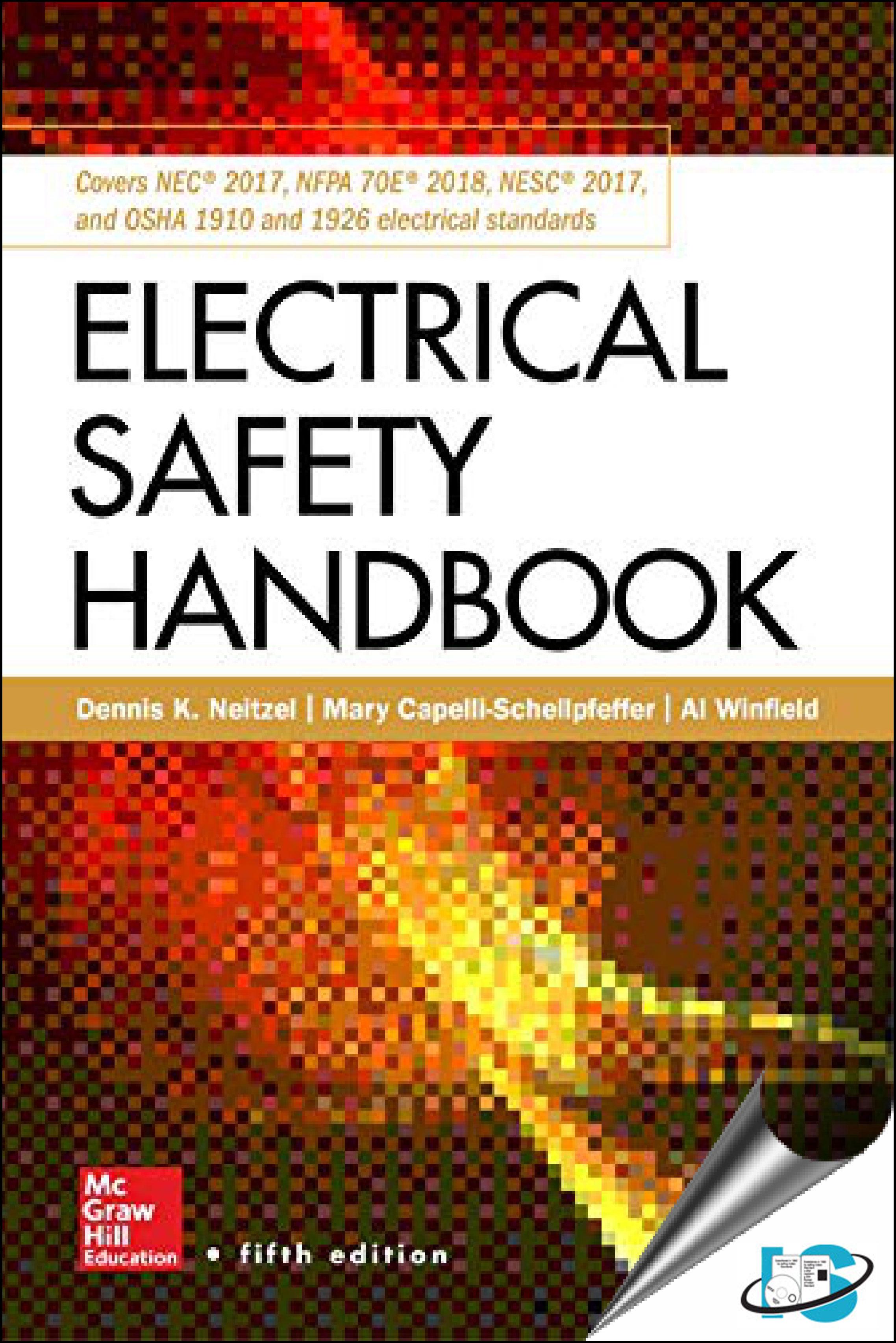 Electrical Safety Handbook, 5th Edition, Al Winfield, Dennis
