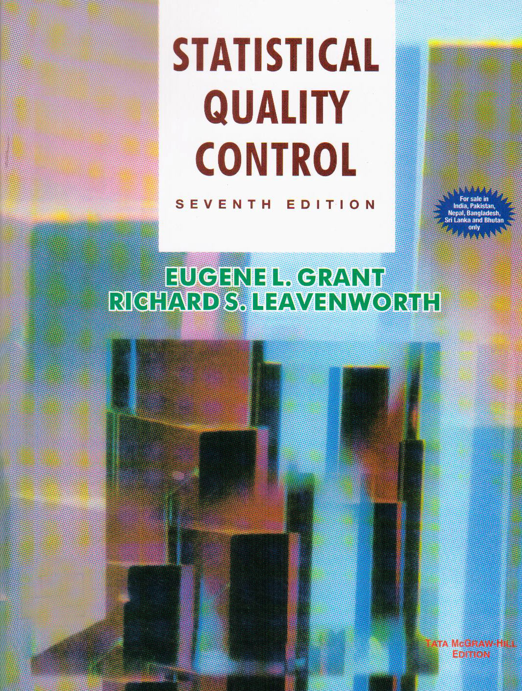 Statistical Quality Control Eugene Grant