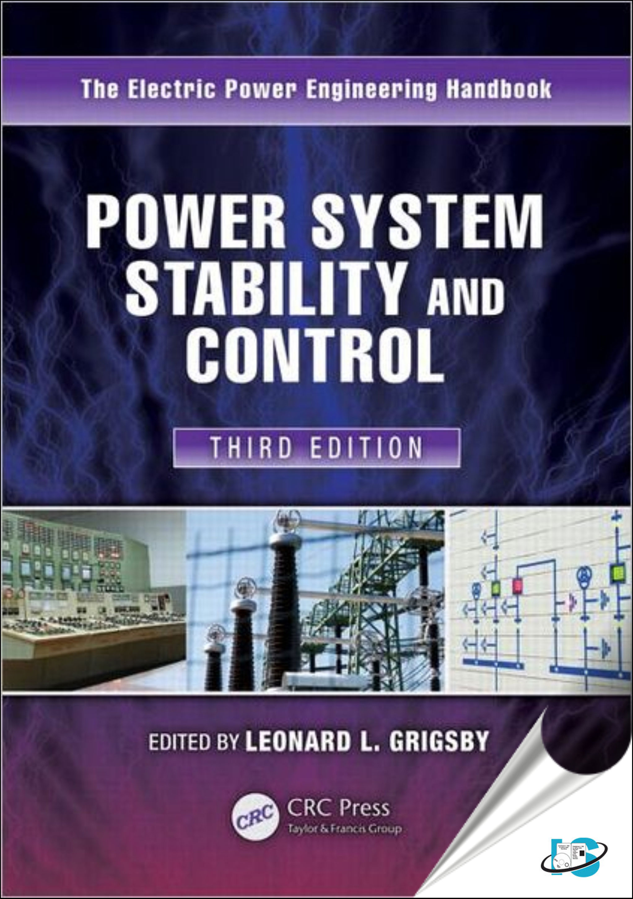 Power System Stability and Control, 3rd Edition, Leonard L. Grigsby, 1439883203, 9781439883204