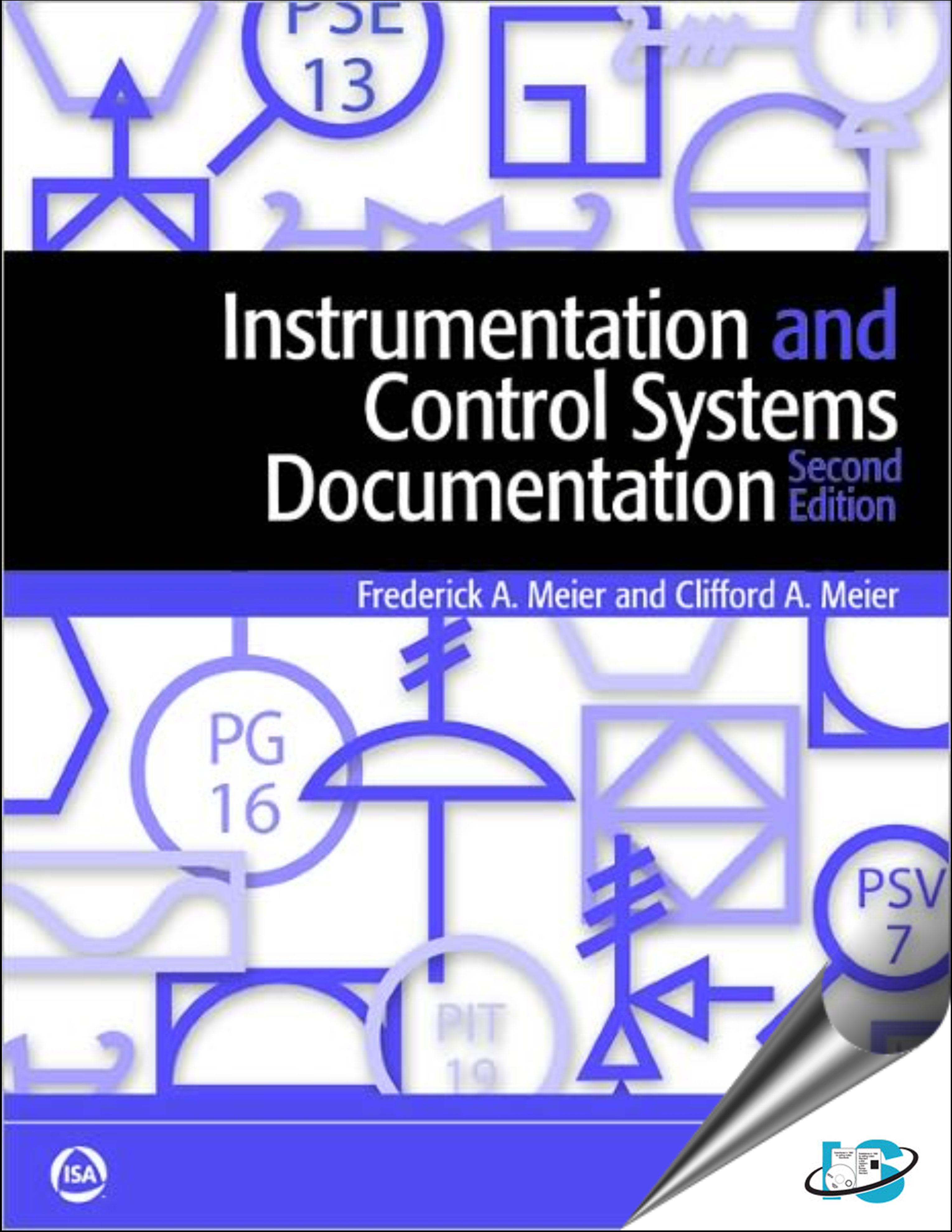 Instrumentation And Control Systems Documentation 2nd Edition Logic Diagram Clifford A Meier Frederick 1936007517 9781936007516