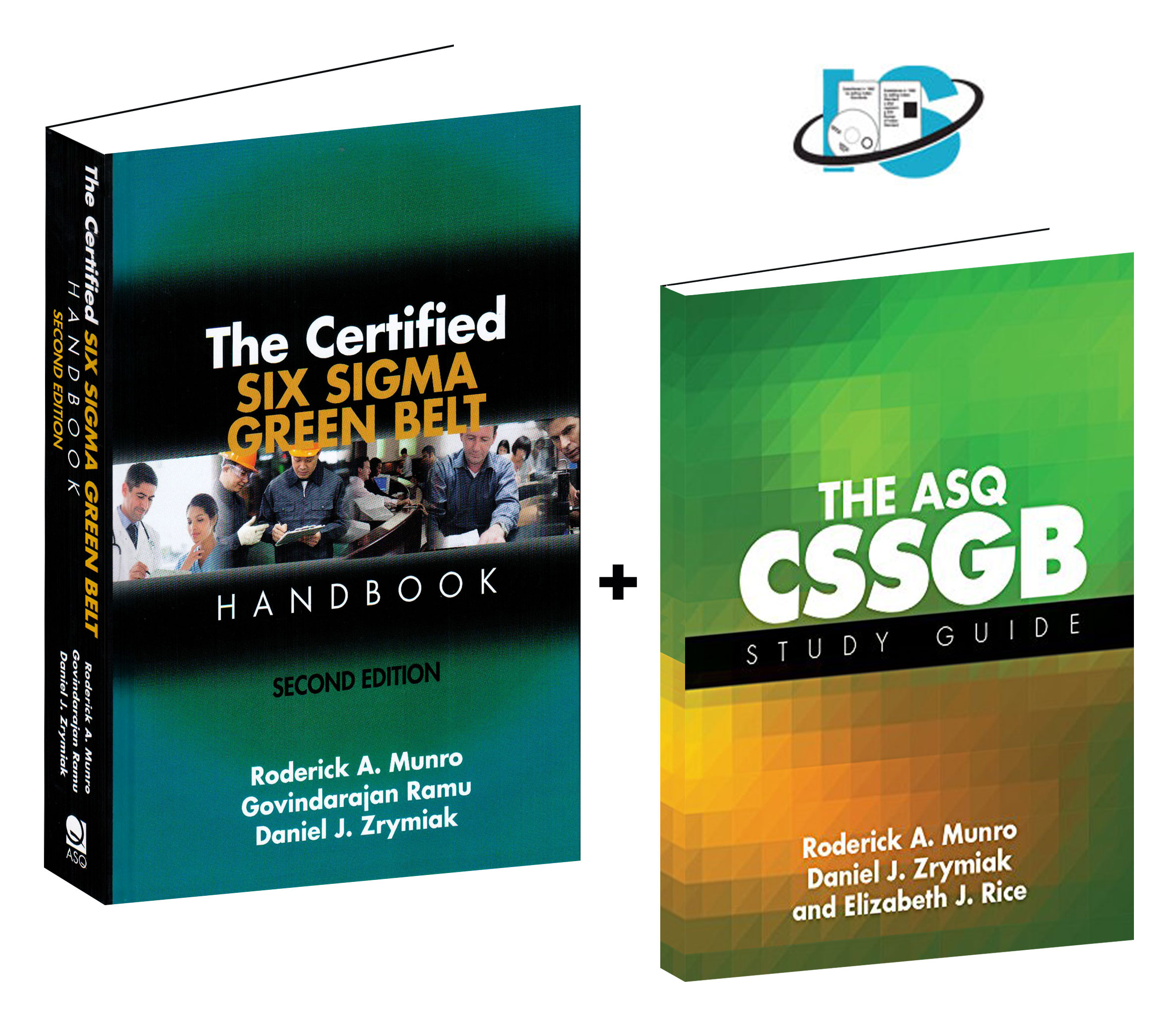 The Certified Six Sigma Green Belt Handbook Asq Cssgb Study Guide