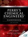 Perry's Chemical Engineers' Handbook, 9th Edition [ 0071834087 / 9780071834087 ]