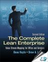 The Complete Lean Enterprise : Value Stream Mapping for Office and Services, 2nd Edition [ 1482206137 / 9781482206135 ]