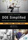 DOE Simplified : Practical Tools for Effective Experimentation, 3rd Edition [ 1482218941 / 9781482218947 ]