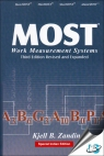 MOST Work Measurement Systems, 3rd Edition Revised and Expanded [ 1138196266 / 9781138196261 ]