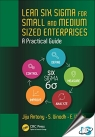 Lean Six Sigma for Small and Medium Sized Enterprises : A Practical Guide [ 1482260085 / 9781482260083 ]